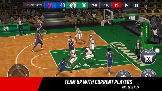 NBA LIVE تصوير الشاشة 6