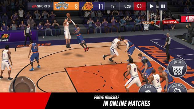 NBA LIVE تصوير الشاشة 8