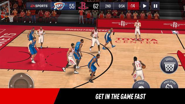 NBA LIVE تصوير الشاشة 9