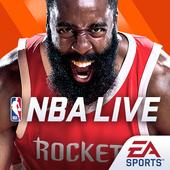 NBA LIVE バスケットボール アイコン