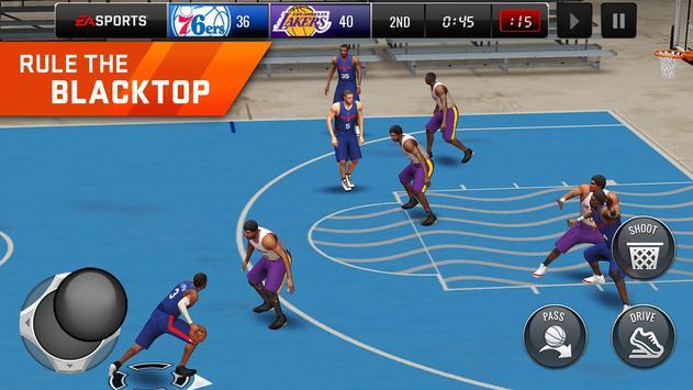 NBA LIVE バスケットボール apk スクリーンショット