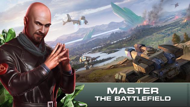 Command & Conquer: Rivals (Unreleased) poster