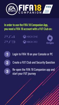EA SPORTS™ FIFA 18 Companion скриншот приложения