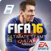 FIFA 16 Football icône