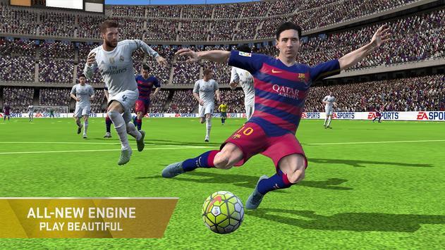 FIFA 16 Soccer poster