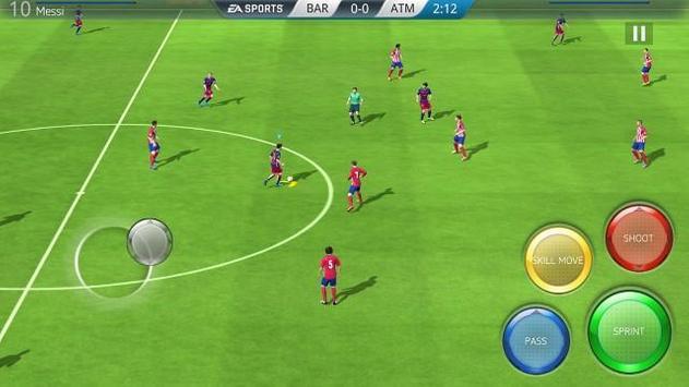 FIFA 16 Soccer screenshot 5