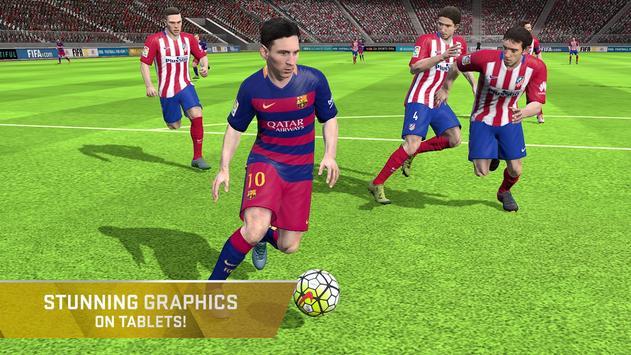 FIFA 16 Soccer apk screenshot