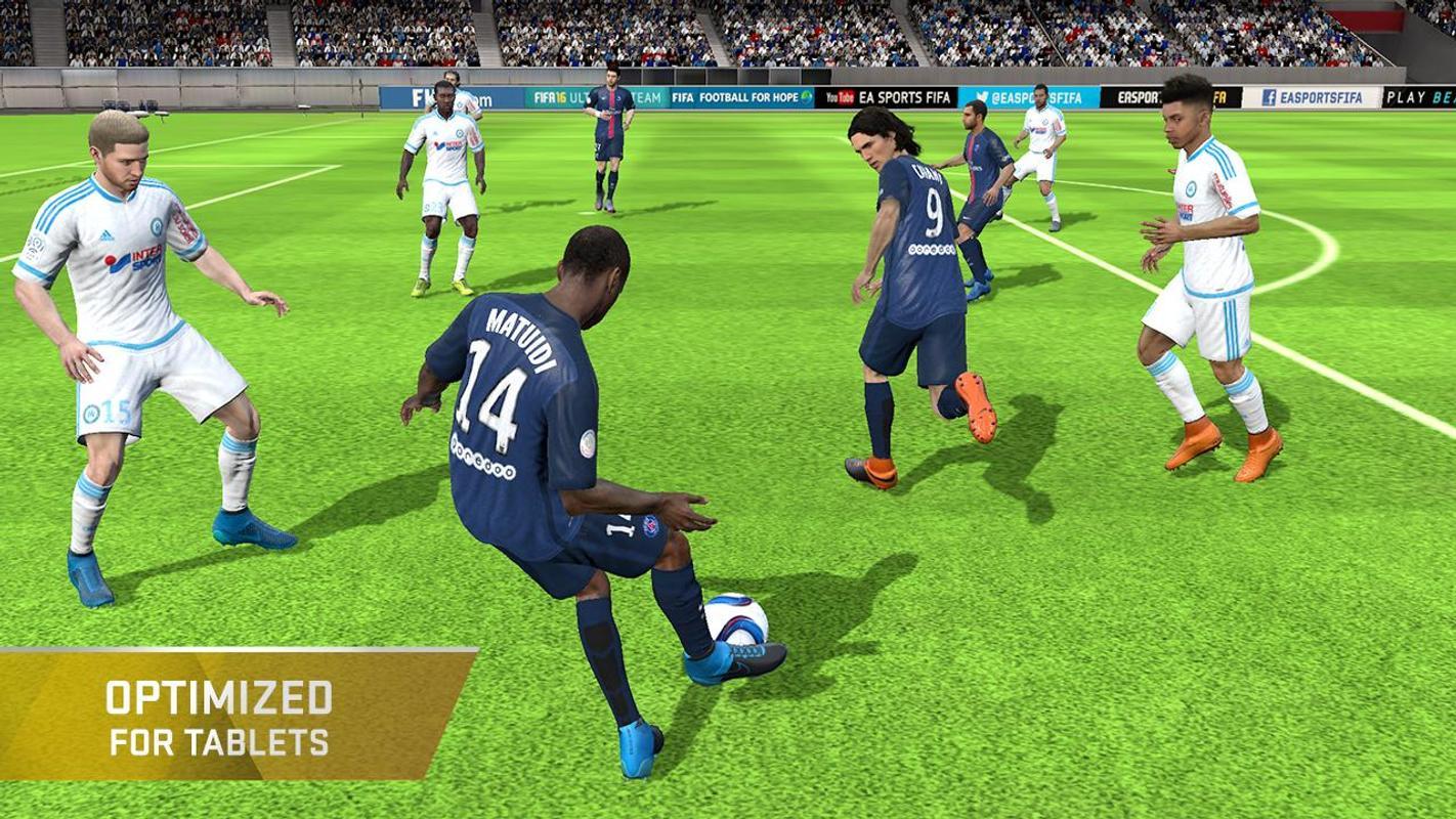 fifa 16 futebol apk baixar gr tis esportes jogo para android. Black Bedroom Furniture Sets. Home Design Ideas
