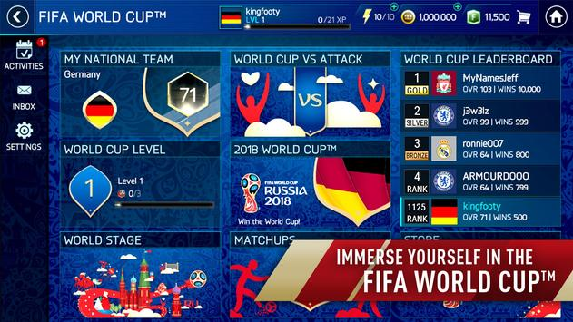 FIFA Soccer: FIFA World Cup™ poster