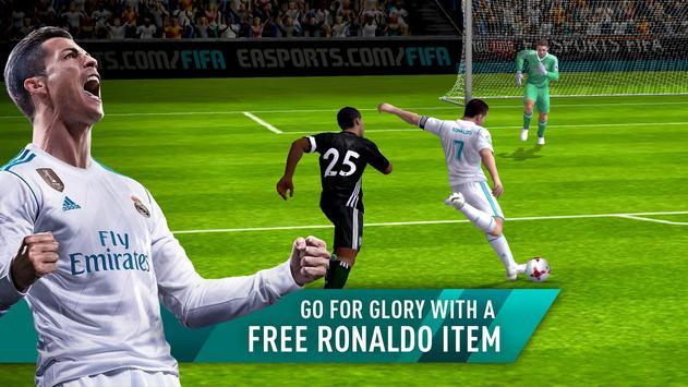 FIFA足球 海报