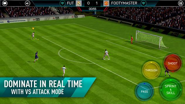 FIFAサッカー スクリーンショット 3