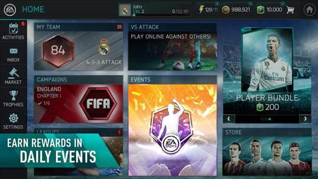 FIFA Mobile 足球 apk 截圖