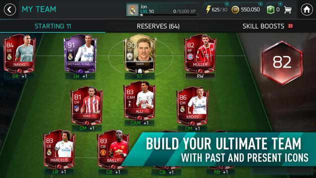 Futebol FIFA apk imagem de tela