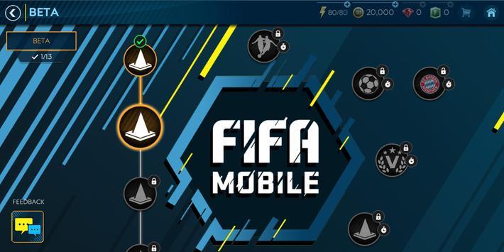 FIFA Football: Beta de Jogabilidade imagem de tela 1