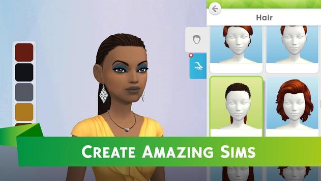 The Sims™ Mobile Cartaz