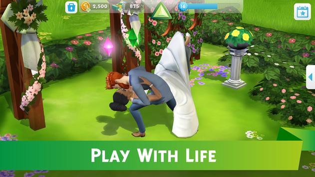 The Sims™ Mobile apk screenshot