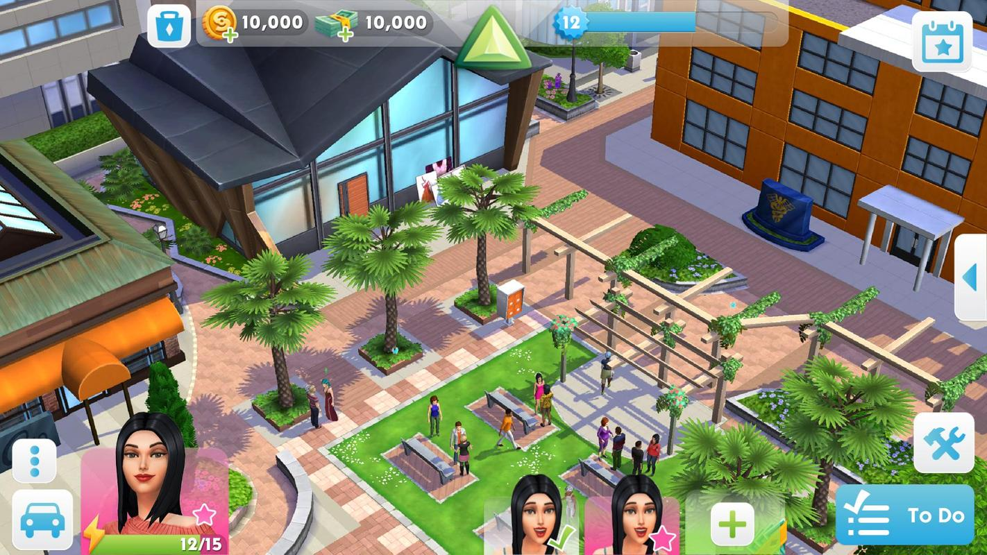 the sims mobile apk download free simulation game for