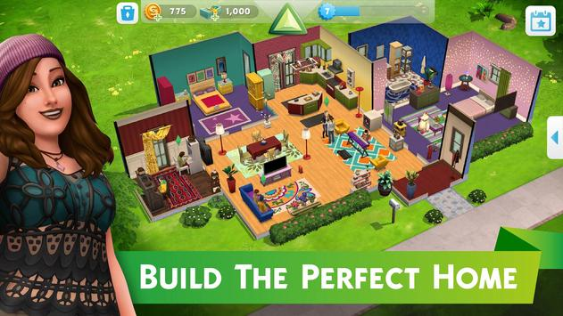 The Sims™ Mobile apk imagem de tela