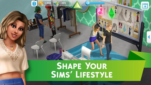 8 Schermata The Sims™ Mobile