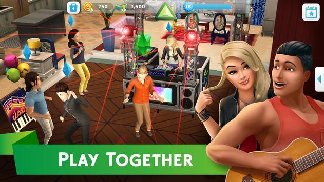 The Sims™ Mobile imagem de tela 9