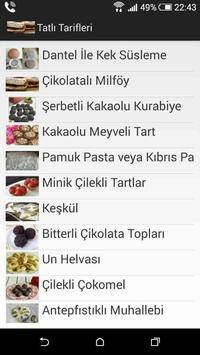 İnternetsiz Yemek Tarifleri Ekran Görüntüsü 15