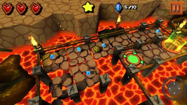 3D Ball Balance Free screenshot 4
