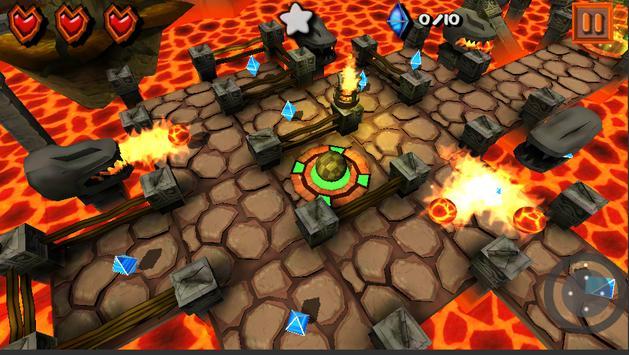 3D Ball Balance Free screenshot 6