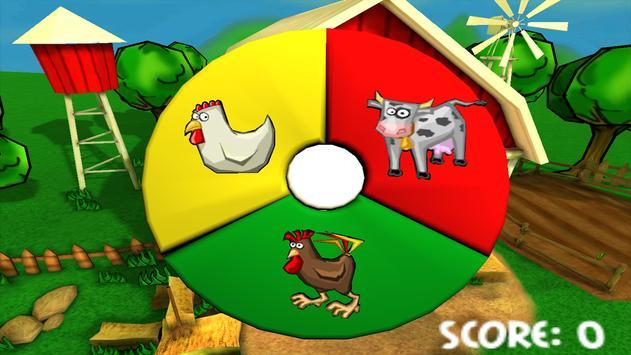 Farm animals puzzles for family screenshot 9