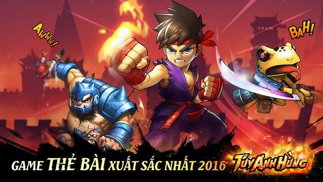 Túy Anh Hùng-CBT apk screenshot