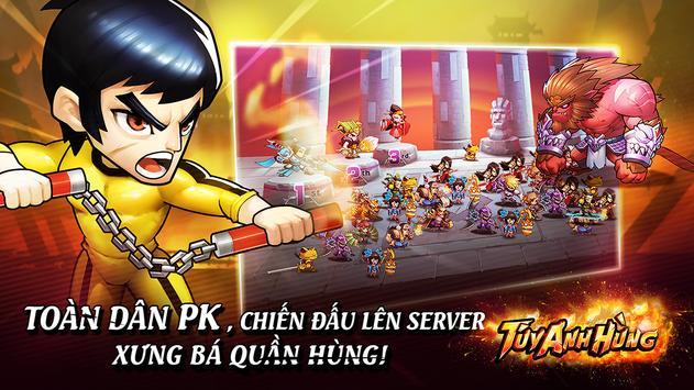 Túy Anh Hùng-CBT screenshot 12