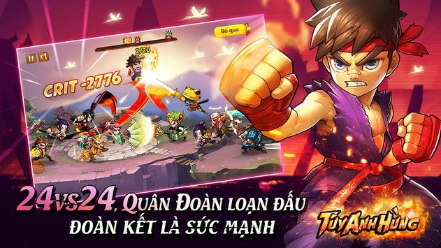 Túy Anh Hùng-CBT screenshot 13