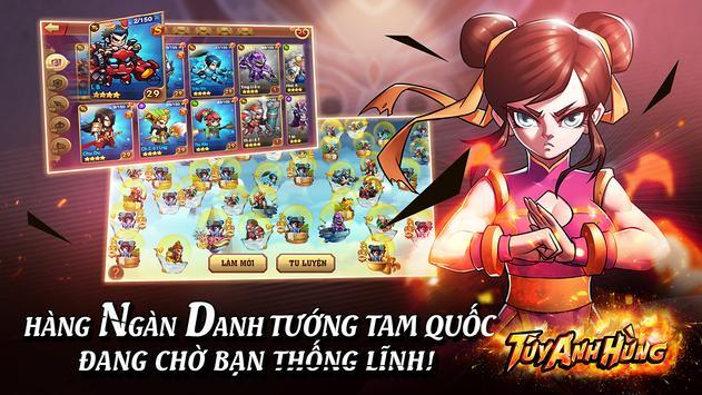 Túy Anh Hùng-CBT screenshot 1