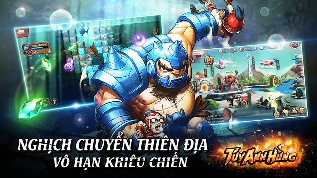 Túy Anh Hùng-CBT screenshot 4