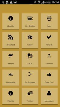 Haddington Golf screenshot 1