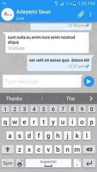 Reachus apk screenshot
