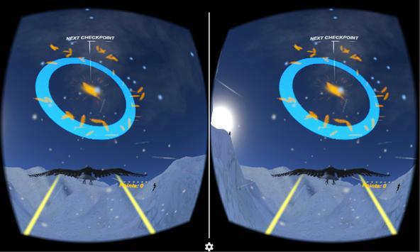 Eagle Fly VR screenshot 5