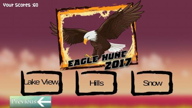 Eagle Hunt 2017 apk screenshot
