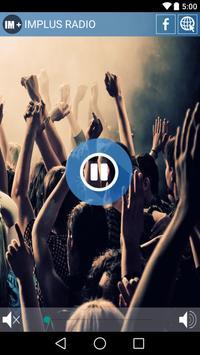 IMPLUS RADIO - MOBILE PLAYER screenshot 1