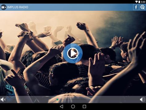 IMPLUS RADIO - MOBILE PLAYER screenshot 2