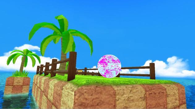 BALANCE BALL-3D screenshot 1