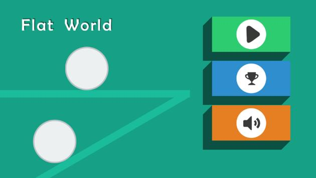 Flat World poster