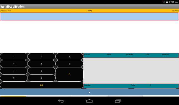 MD Retail Application screenshot 4