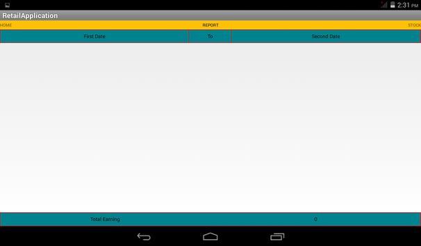 MD Retail Application screenshot 1