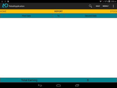 MD Retail Application screenshot 3