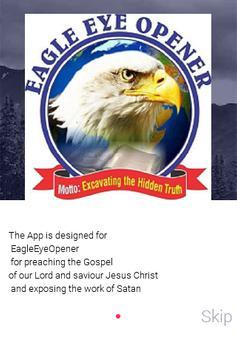 EagleEyeOpener poster