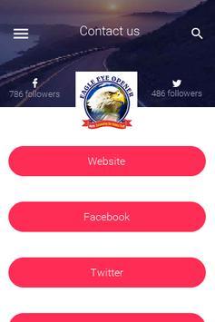 EagleEyeOpener screenshot 2