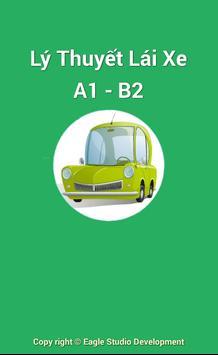 Lý Thuyết Lái Xe A1 - B2 poster