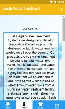 Eagle Water Treatment Systems screenshot 1