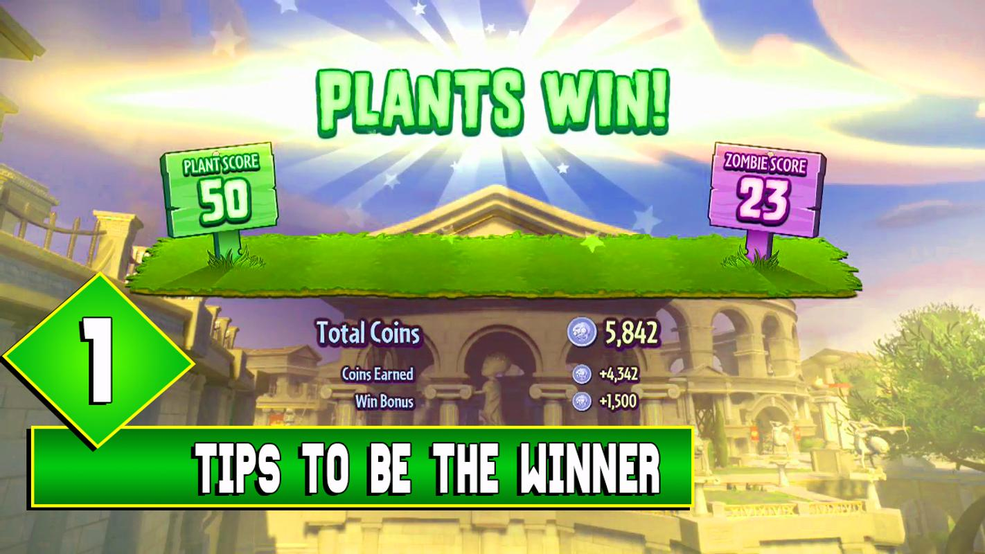 Tips For Plants Vs Zombies Garden Warfare 2 For Android Apk Download