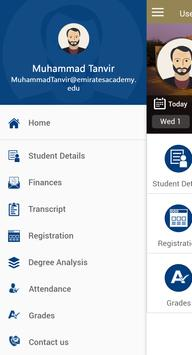 EAHM Student Services screenshot 2